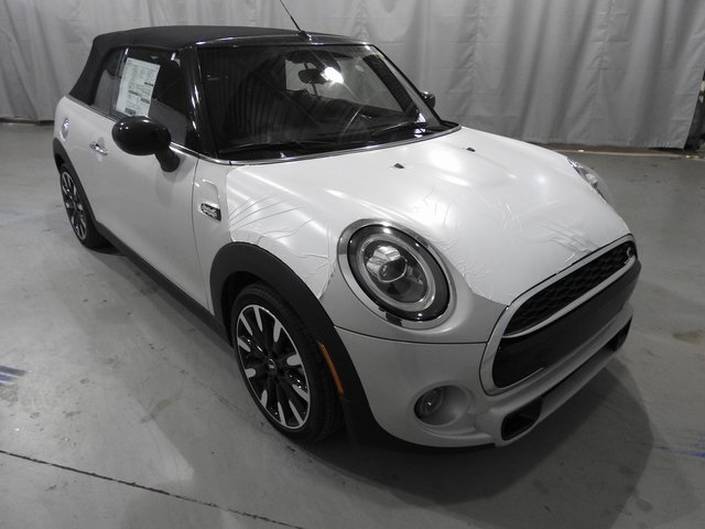 New 2020 MINI Convertible Signature