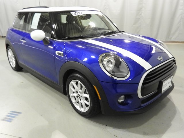 Certified Pre-Owned 2019 MINI Cooper Base