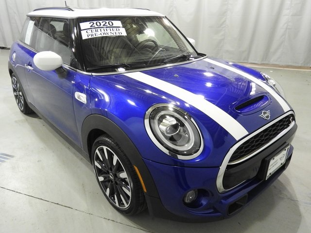Used Mini Hardtop 2 Door Cooper S Darien Ct