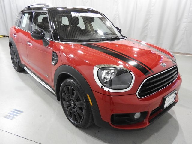 Certified Pre-Owned 2019 MINI Cooper Countryman ALL4 Classic