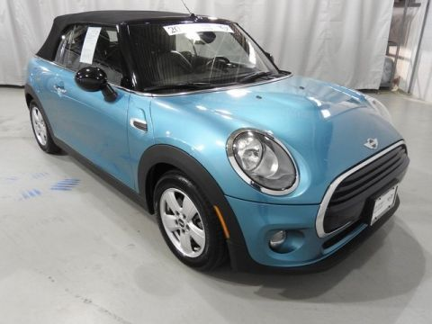 Certified Pre-Owned 2016 MINI Cooper Base