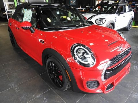 New 2019 MINI Convertible Signature