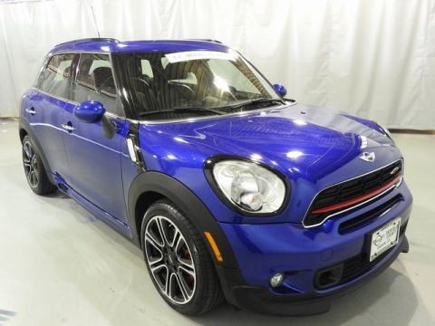 Pre-Owned 2016 MINI John Cooper Works Countryman Base