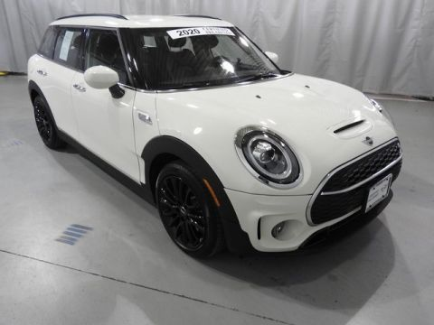 Certified Pre-Owned 2020 MINI Cooper S Clubman