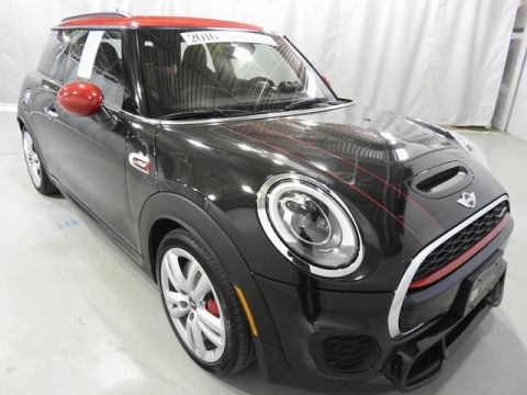 Certified Pre-Owned 2016 MINI John Cooper Works Base