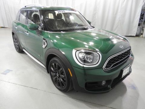Certified Pre-Owned 2020 MINI Cooper S Countryman Base